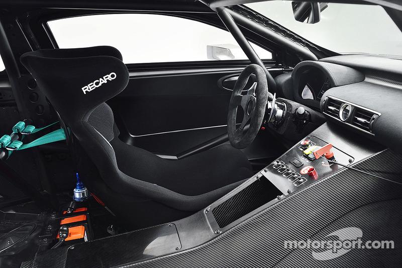 The Lexus RC F GT3