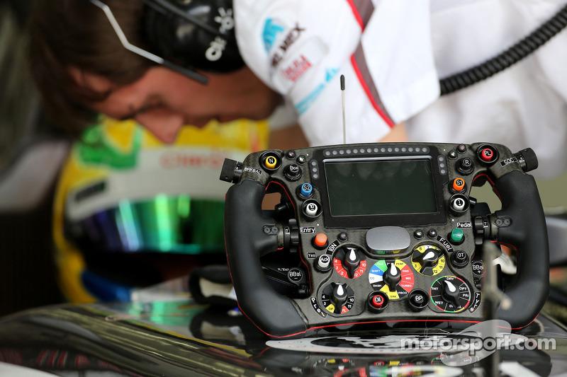 Volanti della Sauber F1 Team