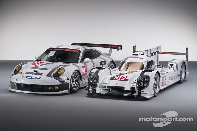 911 RSR and 919 Hybrid
