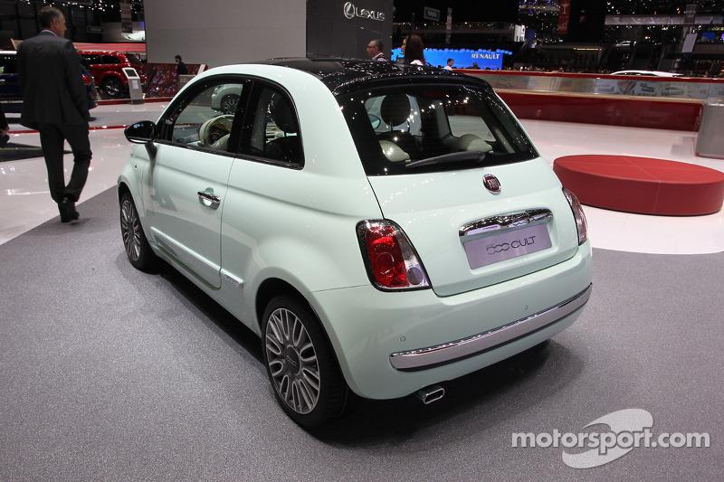 Fiat 500 Cult MY 2014