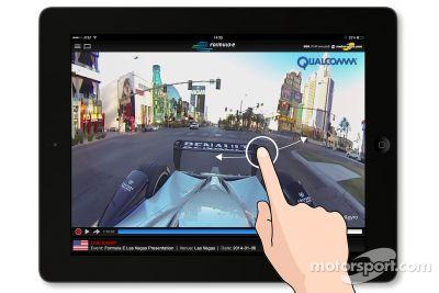 Formula E Las Vegas Presentation