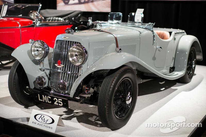 1939 Aston-Martin 15/98