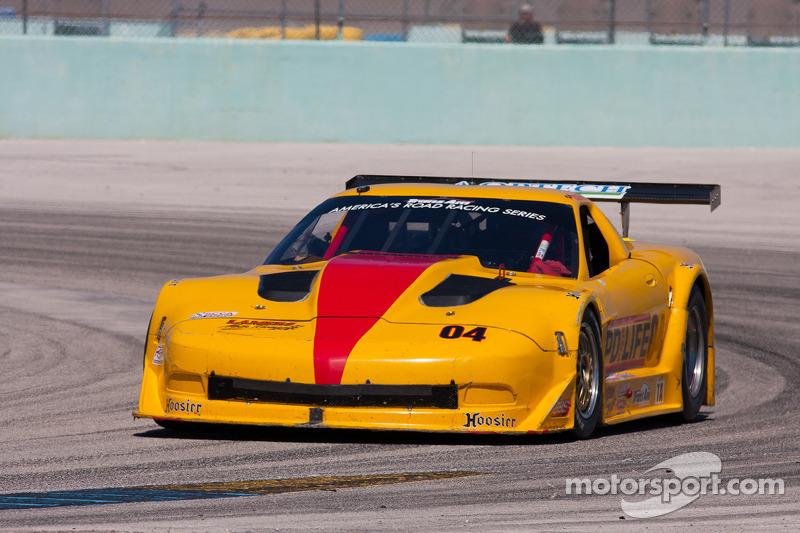 #04 Roehrig Enders Suspension Chevrolet Corvette: Kurt Roehrig