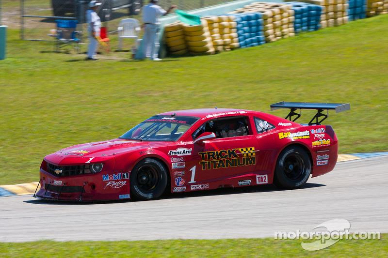 #1 Miller Racing 雪佛兰 科迈罗: 卡梅伦·劳伦斯