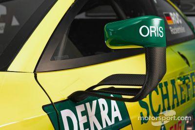 麦克·洛克菲勒(Mike Rockenfeller)的奥迪RS 5 DTM