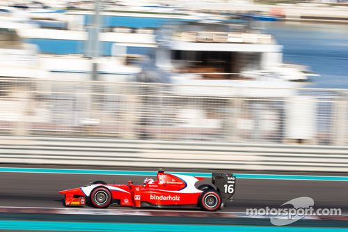Abu Dhabi maart test