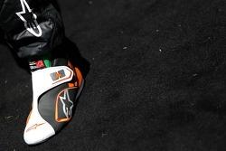 Nico Hulkenberg (GER), Sahara Force India  13