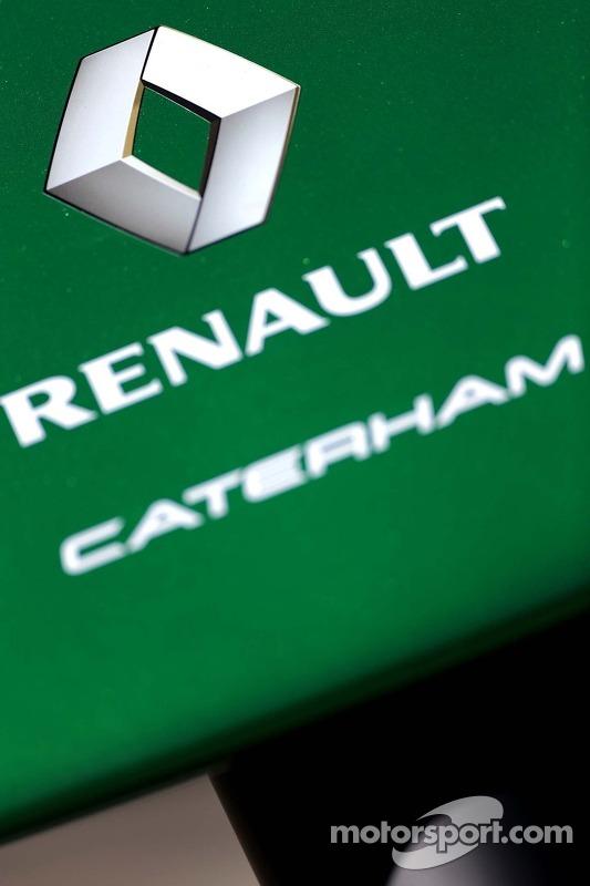 Caterham F1 Team, Renault 13.03.2014. Mundial de Formula 1 - 1ª corrida, GP da Austrália, Albert Par