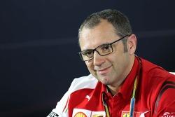 Стефано Доменікалі, спортивний директор Ferrari