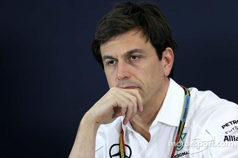Toto Wolff, Chefe e Diretor Executivo da Mercedes AMG F1