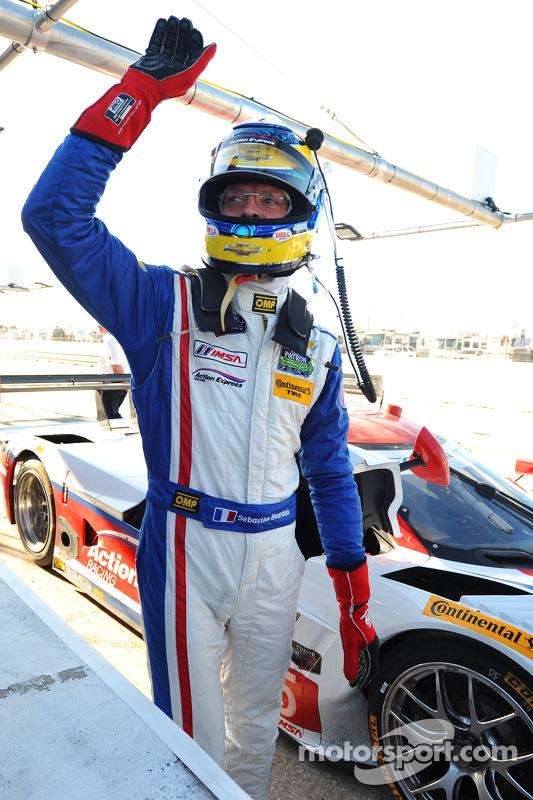 Pole position Sébastien Bourdais