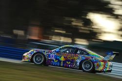 #13 Rum Bum Racing / Snow Racing Porsche 911 GT America: Madison Snow, Jan Heylen, Matt Plumb