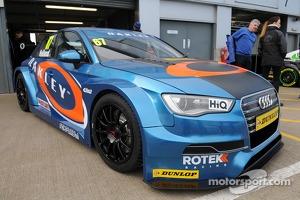 Robb Holland,Rotek Racing