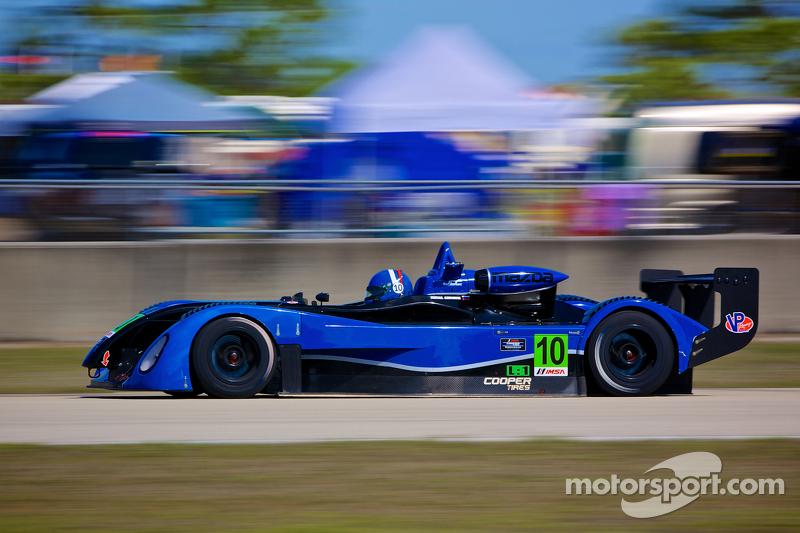 #10 JDC Motorsports 原型车 Lite: 米哈伊尔·戈伊克伯格