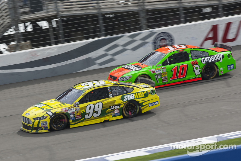 Carl Edwards ve Danica Patrick
