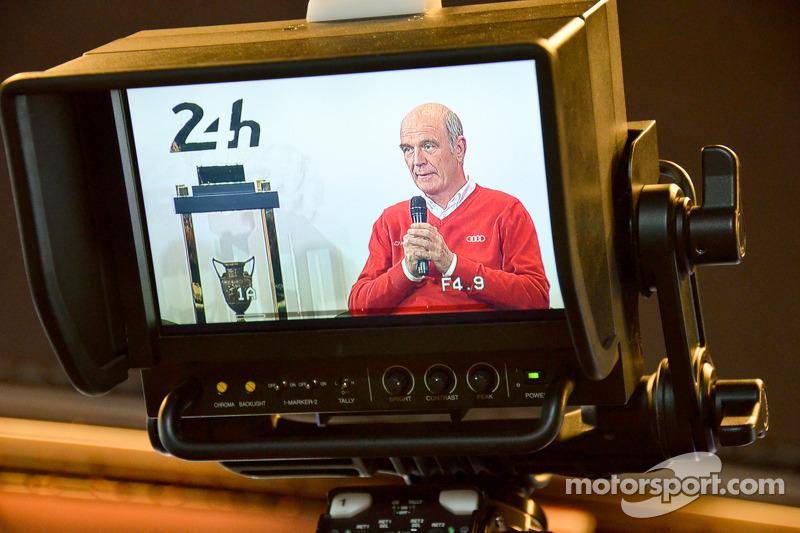 Dr. Wolfgang Ullrich, Audi Motorsporları Başkanı