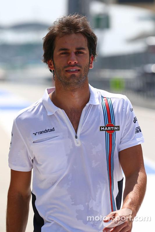 Felipe Nasr, Williams