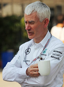 Geoff Willis, Mercedes AMG F1, Technikdirektor