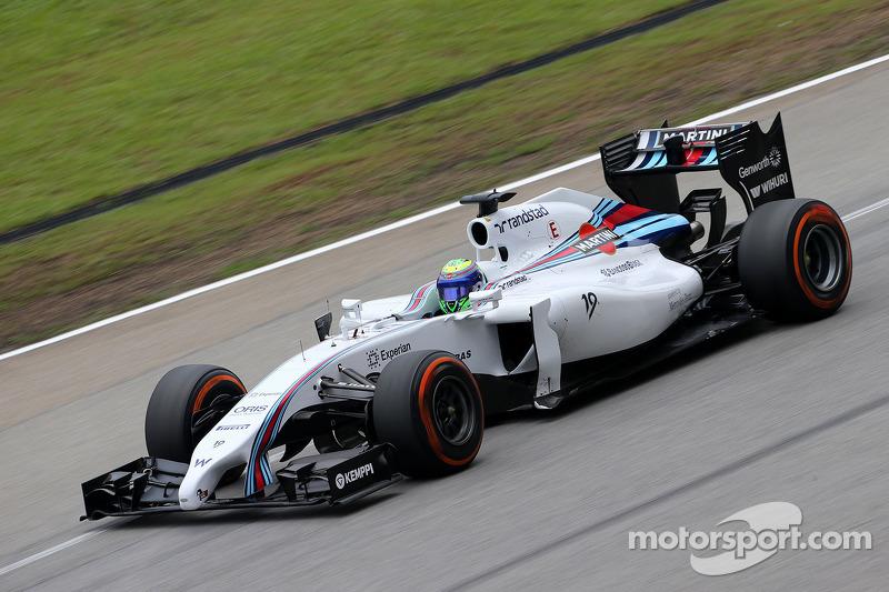 Felipe Massa (BRA), Williams F1 Team