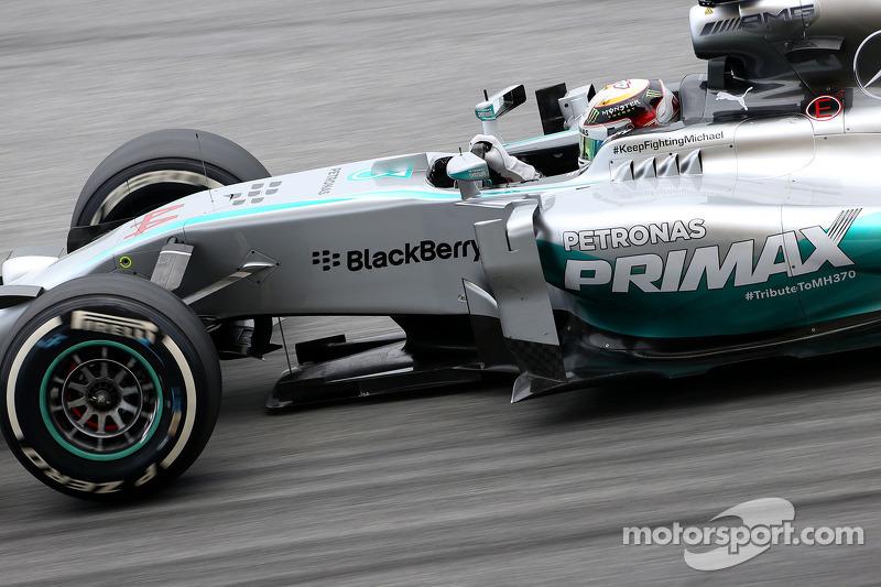 Lewis Hamilton (GBR), Mercedes AMG F1 Team