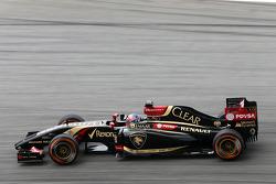 Romain Grosjean (FRA), Lotus F1 Team