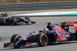 Daniil Kvyat (RUS), Scuderia Toro Rosso  30