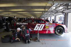 Car of Chris Buescher