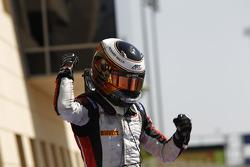Race winner Stoffel Vandoorne