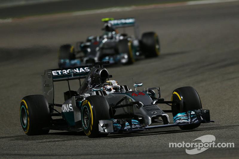 2014 - Lewis Hamilton, Mercedes