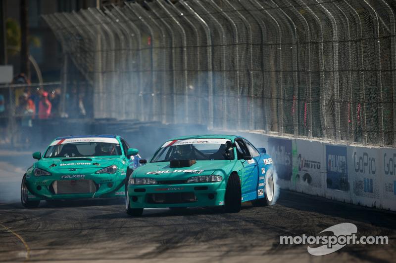 Darren McNamara and Daijiro Yoshihara