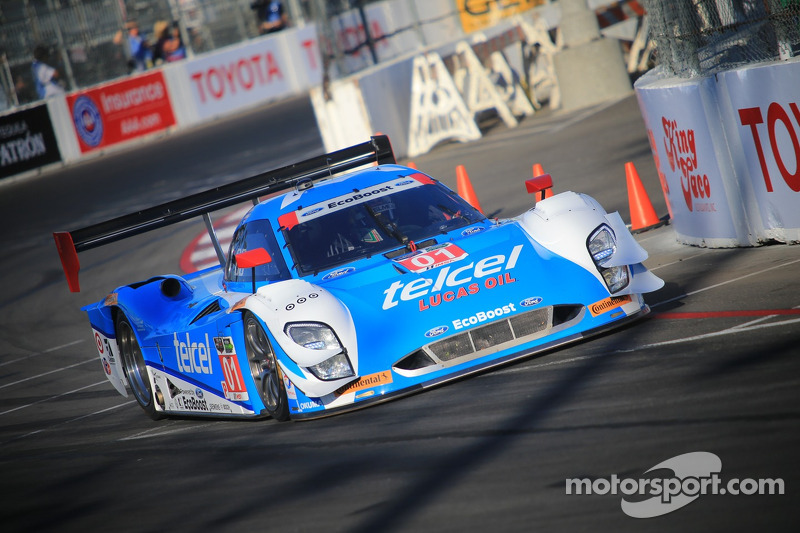 #01 Chip Ganassi Racing Riley 福特: 斯科特·普鲁厄特, 梅莫·罗哈斯