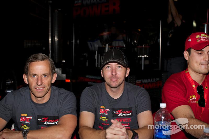 DragonSpeed: Henrik Hedman and Mike Hedlum