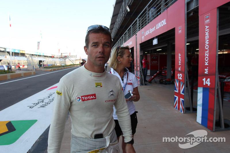 Sébastien Loeb, Citroen C-Elysée WTCC, Citroen Total WTCC e sua moglie