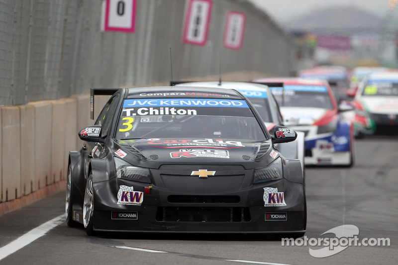 Tom Chilton, Chevrolet Cruze RML TC1, ROAL Motorsport