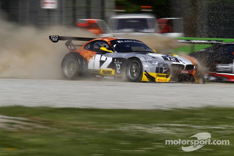#12 TDS Racing BMW Z4: Nicky Catsburg, Henry Hassid