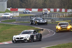 Dirk Werner, Alexander Sims, BMW Sports Trophy Team Schubert, BMW Z4 GT3