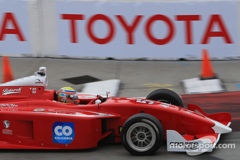 Gabby Chaves, Belardi Auto Racing