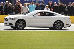 50e anniversaire de la Ford Mustang pour Ford Motor Company