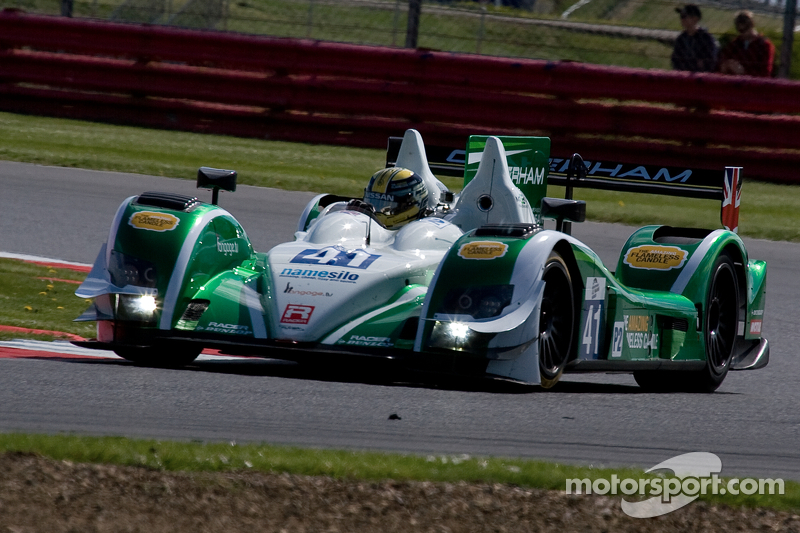 #41 Greaves Motorsport Zytek Z11SN Nissan: Tom Kimber-Smith, Chris Dyson, Matthew McMurry