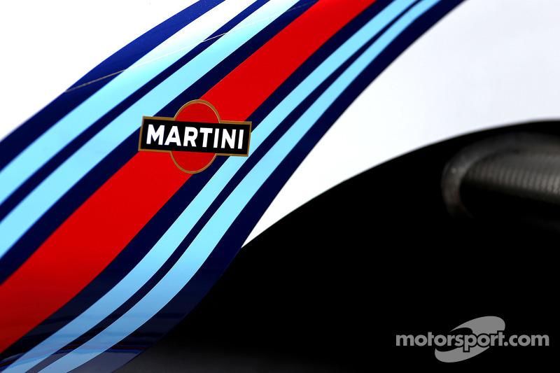 Williams F1 Team, Martini Racing