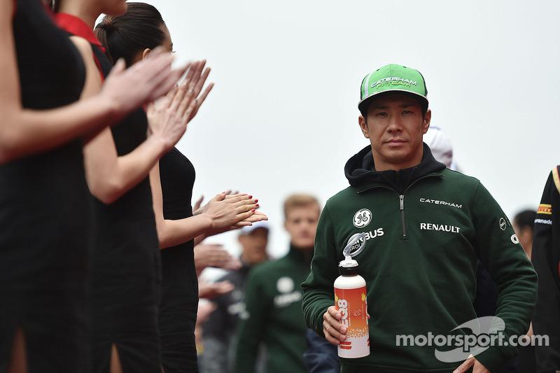 Kamui Kobayashi, na F1 entre 2009 e 2014