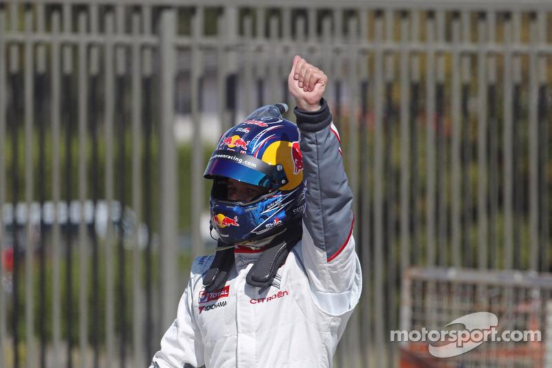 Sébastien Loeb, Citroën C-Elysee WTCC, Citroën Total WTCC pole position