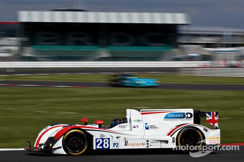 #28 Greaves Motorsport Zytek Z11SN Nissan: Tony Wells, James Littlejohn, Jon Lancaster
