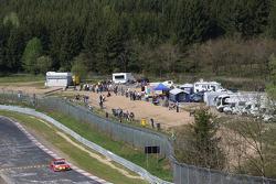 Christopher Haase, Laurens Vanthoor, Chris Mamerow, Phoenix Racing, Audi R8 LMS ultra