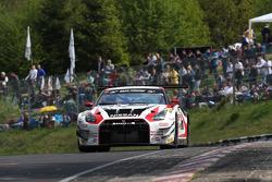 Alex Buncombe, Lucas Ordonez, Florian Strauss, Nissan GT Academy Team RJN, Nissan GT-R NISMO GT3