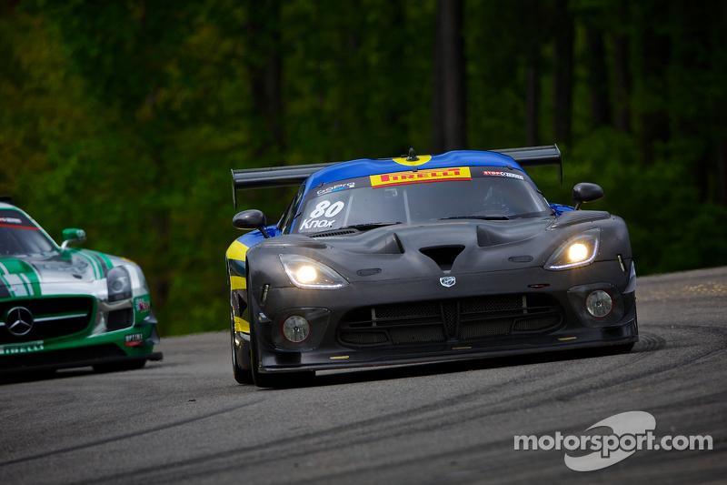 #80 ACS MFG/Performance SpeedTech SRT Viper GT3R: Dan Knox