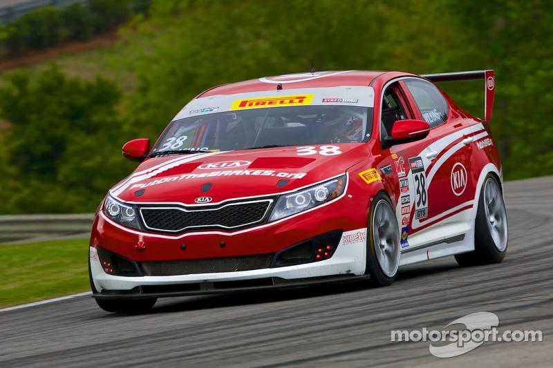 #38 起亚 Motors America 起亚 Optima: 马克·威尔金斯