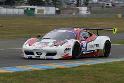 #20 Team Sofrev ASP 法拉利 458 Italia: Jean-Luc Beaubelique, 路德维奇·巴代