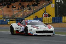 #10 Team Sofrev ASP 法拉利 458 Italia: 埃里克·德巴尔, 奥利维尔·潘尼斯