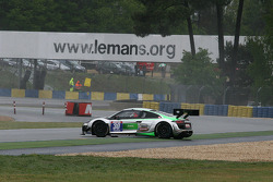 Spin for #30 Team Speed Car Audi R8 LMS Ultra: Pascal Destembert, Rémy Deguffroy
